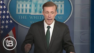 WH STRUGGLES When Reporter Asks if Americans Will Make It Out of Afghanistan