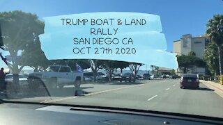 Trump Rally with kids