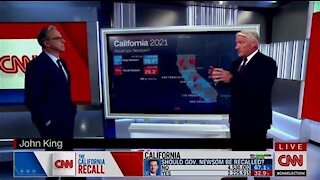 CNN: Votes Seen Allegedly Being Deleted Live On Air | The Washington Pundit