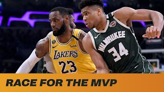 Giannis Antetokounmpo Gets HIGH Praise From KD, LeBron ...