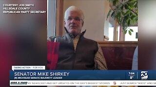 Sen. Shirkey: Capitol riot was a 'hoax'