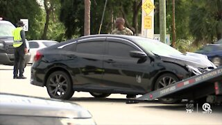 Boynton Beach police searching for possible suspects in shooting