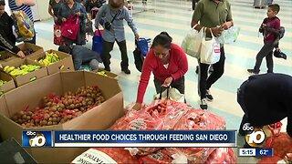 Feeding San Diego: Making healthy choices