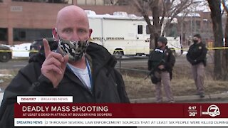 Witness to King Soopers shooting describes scene