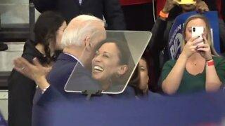 Nevada officials react to Biden VP pick