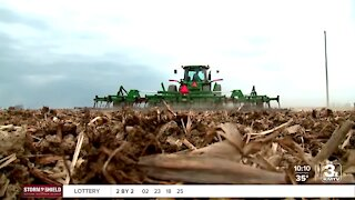 Nebraska Farm Bureau leaders hold press conference