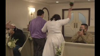 Vegas wedding industry 'excited' over COVID restrictions lifting