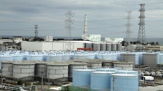Japan May Dump Wastewater From Fukushima Facility Into Ocean