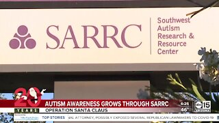 Operation Santa Claus is raising money for Southwest Autism Research & Resource Center