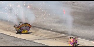 Las Vegas fire officials warn against illegal fireworks