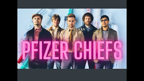 Leftist Band Kaiser Chiefs Has Concert Fans Acting Like A Cult At They Worship Pfizer/Moderna Vax