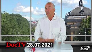 DocTV 28.07.2021 Den lange marsj gjennom institusjonene
