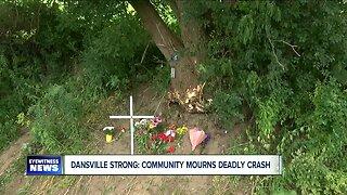 Dansville Strong: community mourns deadly crash