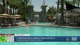 Coronavirus impacting Arizona hotels