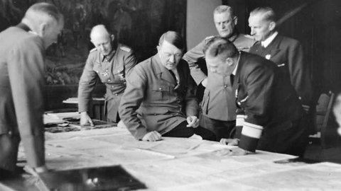 Hitler Planned a Holocaust for North America