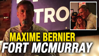 """Maxime Bernier: """"All these politicians are promising you money that we don't have"""""""