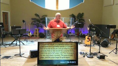 Worship service 5-16-21