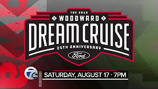 Kicking off the 2019 Dream Cruise