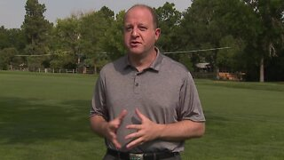 Gov. Jared Polis gives thoughts on Kanye West qualifying for Colorado ballot