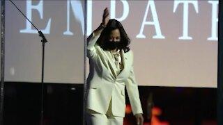 Vice president-elect Kamala Harris to make history inauguration day