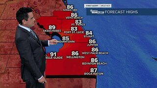 First Alert Weather: March 30, 2020 Morning Forecast