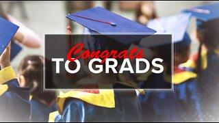 Congrats to Grads! Gabriel Hafter
