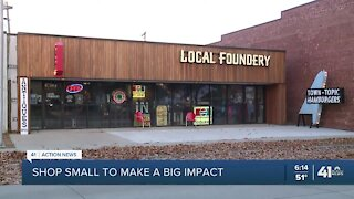 Local businesses look forward to holiday shopping season