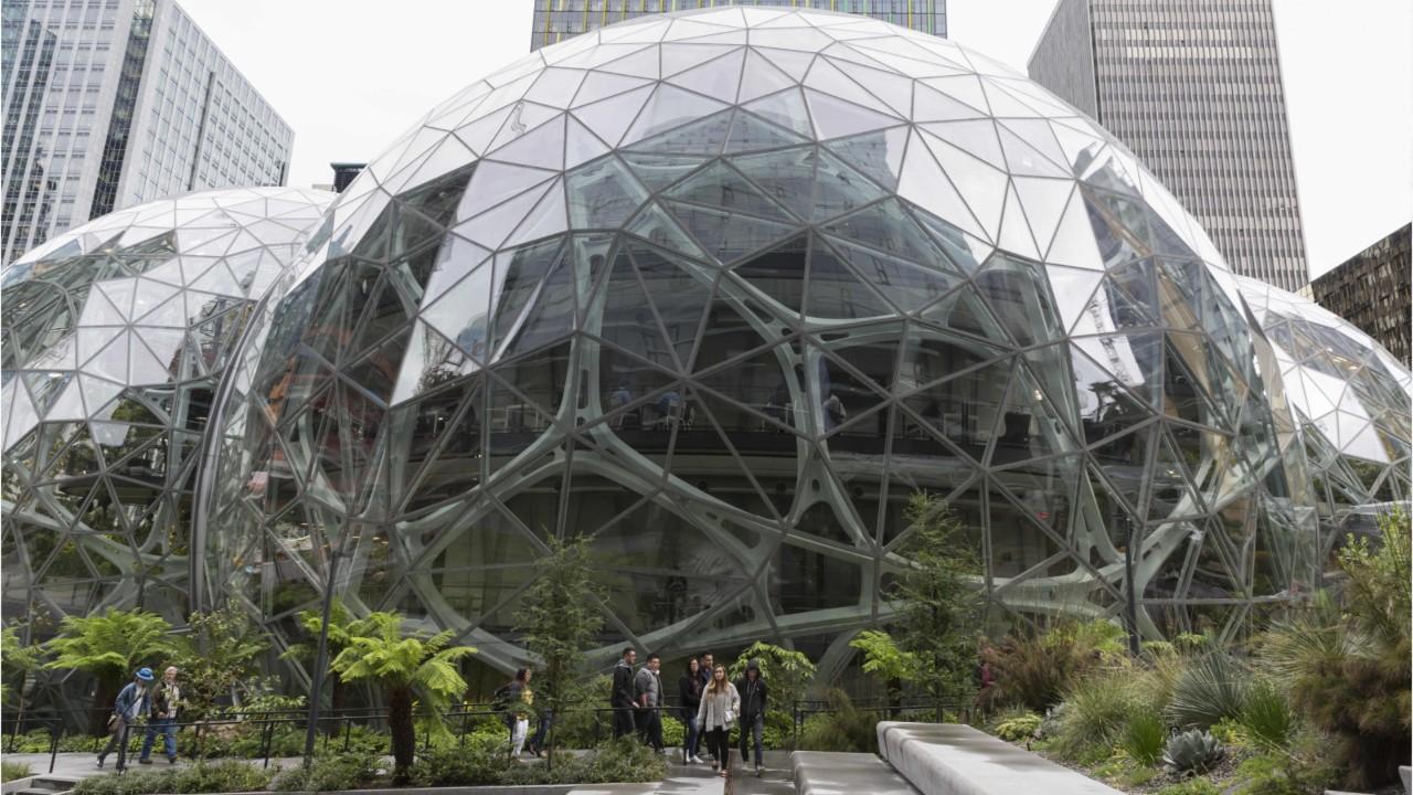 Amazon developing homeless shelter inside Seattle HQ