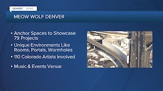 Meow Wolf: Santa Fe reopens today, Denver opens soon