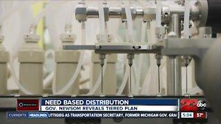 Covering California: Gov. Gavin Newsom talks updates regarding COVID-19 vaccine