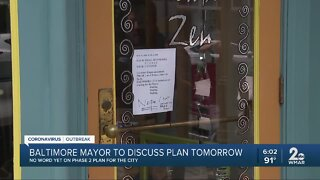 Retail business owners frustrated with Mayor Young's lack of response on phase 2