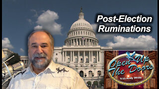 Andy White: Post-Election Ruminations