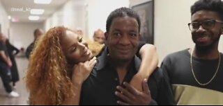 Janet Jackson surprise for fan