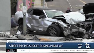 Police, states crack down as street racing surges during pandemic