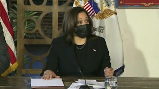 VP Kamala Harris visits Denver for discussion with small business owners