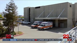 Local hospitals see decrease in patient visits