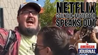 Exclusive Interview With Netflix Counter Protester Who Was Attacked By Trans Mob