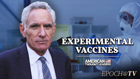 Dr. Scott Atlas: Adults 'Using Children as Shields' by Giving Experimental Vaccines | CLIP