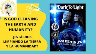 MAGA - MAKE EARTH GREAT AGAIN! - IS GOD READY TO CLEAN UP THE PLANET AND RESTORE HUMANITY?