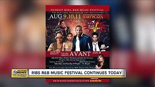 Ribs R&B Music Festival