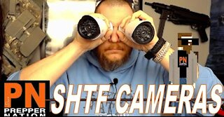 Cameras and Surveillance in SHTF