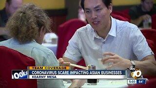 Restaurant fights coronavirus scare with 'hyper hygiene'