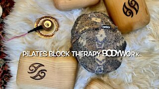 Pilates Block therapy