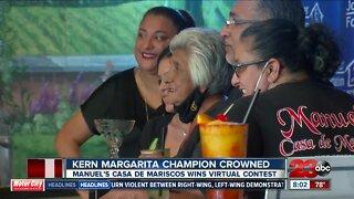 Kern Margarita Champion Crowned