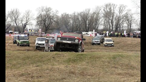 """Start of the Festival of off-road vehicles in the """"standard"""" category"""