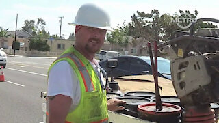 TMN | 1ST AMENDMENT AUDIT - Arizona Pipeline