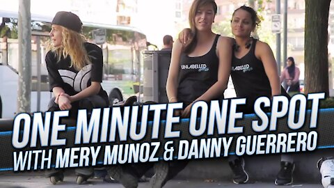One Minute One Spot with Mery Muñoz and Danny Guerrero