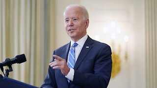 President Biden Pushes Infrastructure Plans In Cabinet Meeting