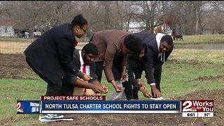 North Tulsa charter school fights to stay open