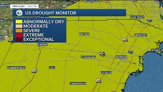 More rain possible tonight and Monday